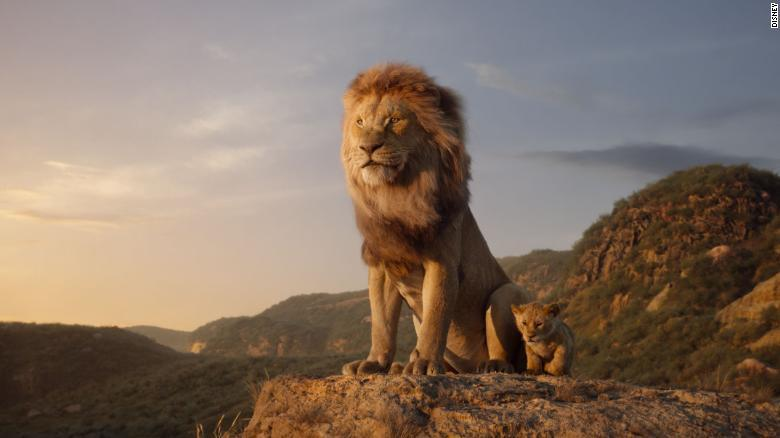 The Lion King (Credit: Disney)