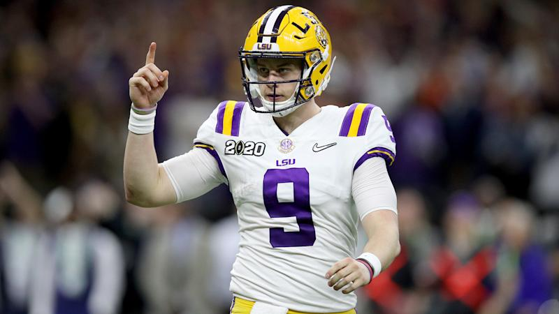 NFL 2020: Burrow & Tua headline the 10 rookies to watch