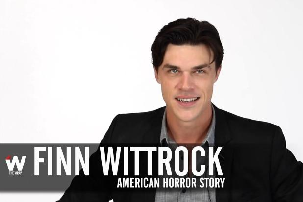 'American Horror Story' Star Finn Wittrock Praises Lady Gaga as 'Unstoppable Workhorse' (Video)