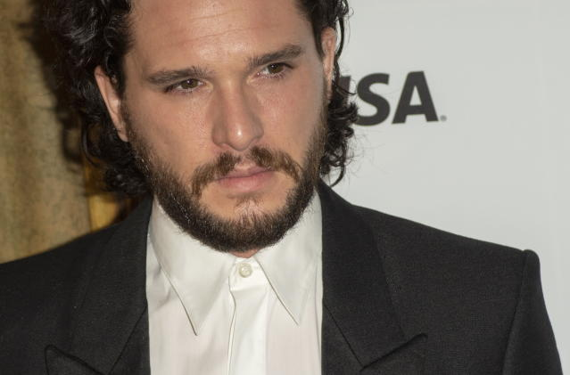 Kit Harington (Credit: EFE/Warren Toda)