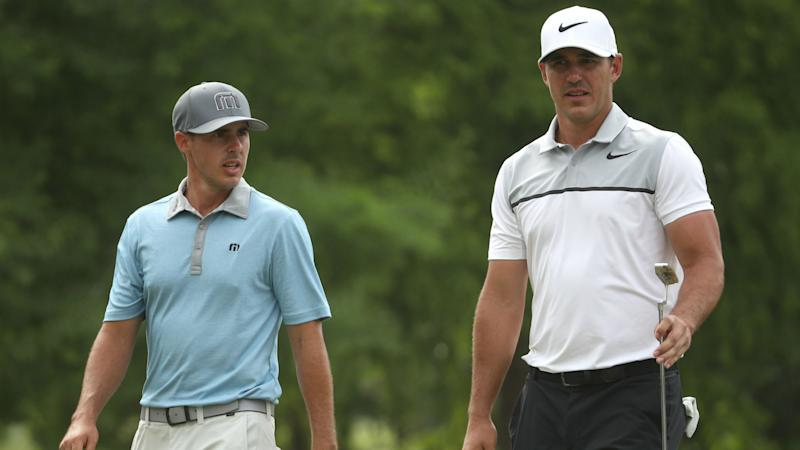 Brooks Koepka may have helped his brother reach his PGA Tour dream
