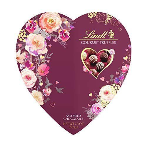 "<p><strong>Lindt</strong></p><p>amazon.com</p><p><strong>$23.99</strong></p><p><a href=""https://www.amazon.com/dp/B00AY4RLMM?tag=syn-yahoo-20&ascsubtag=%5Bartid%7C10050.g.35180060%5Bsrc%7Cyahoo-us"" rel=""nofollow noopener"" target=""_blank"" data-ylk=""slk:Shop Now"" class=""link rapid-noclick-resp"">Shop Now</a></p><p>You can't go wrong with this traditional heart-shaped box full of assorted truffles.</p>"