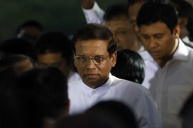 Airline Removes Nuts After Sri Lanka's President Raged That 'Even Dog Won't Eat It'