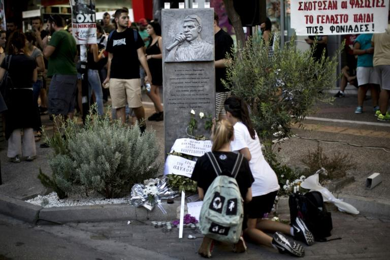 The fatal stabbing of Greek anti-fascist rapper Pavlos Fyssas in 2013 shocked the nation