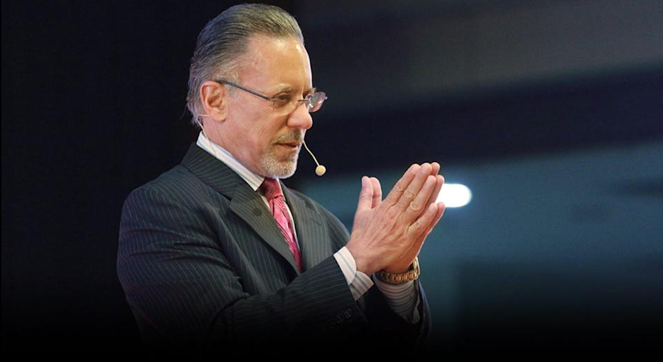 Jay Abraham has held seminars and workshops all aorund the world, to more than 100,000 clients. (Source: Abraham Group)