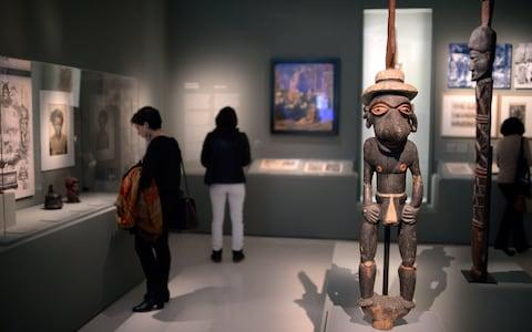 Musée du Quai Branly - Credit: Getty