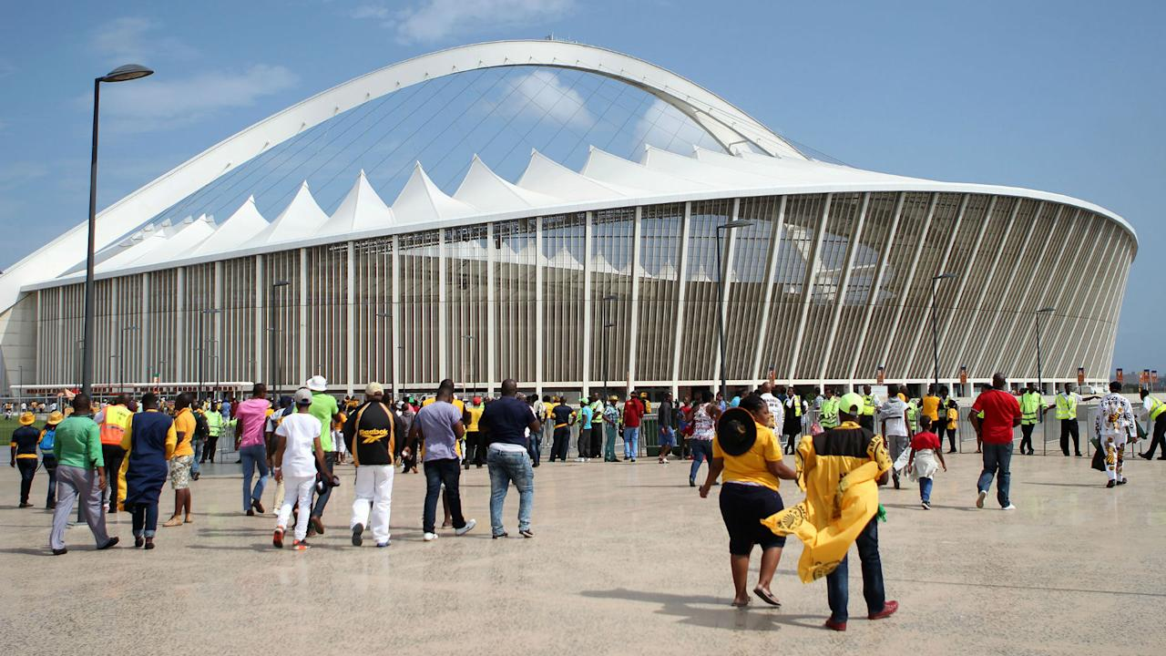 The 10th year edition of the Nedbank Cup final – one of South Africa's prime events – will be played at the majestic Durban's Moses Mabhida Stadium