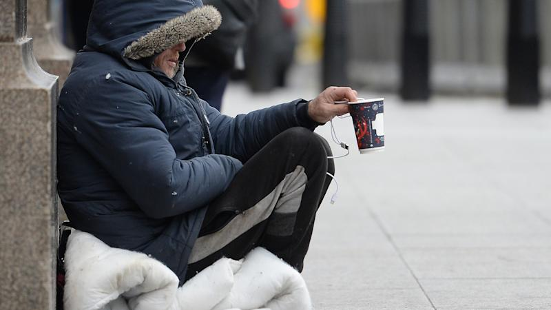Government asks councils to house all rough sleepers by weekend, says charity