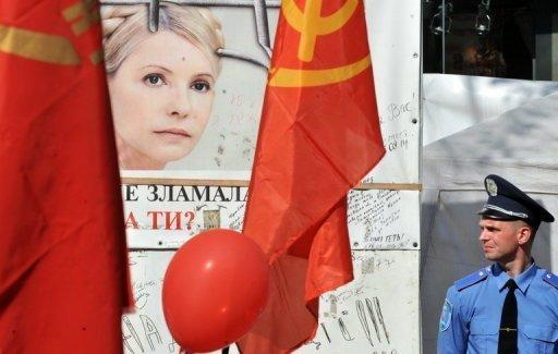 Yulia Tymoshenko has said she fears being deliberately infected or poisoned in a Ukrainian medical establishment