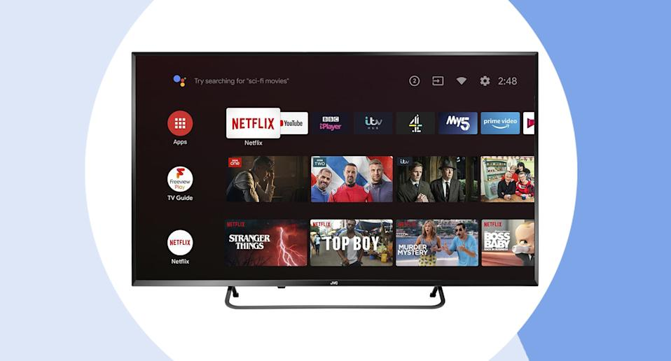 This affordable TV ticks all the boxes and is on sale. (Currys PC World)