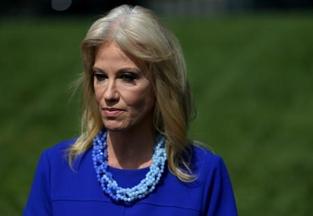 U.S.  gov't watchdog: Trump aide Kellyanne Conway should be fired