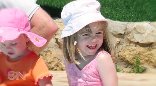 Madeleine McCann disappeared from her bed in the holiday town of Praia da Luz, Portugal.