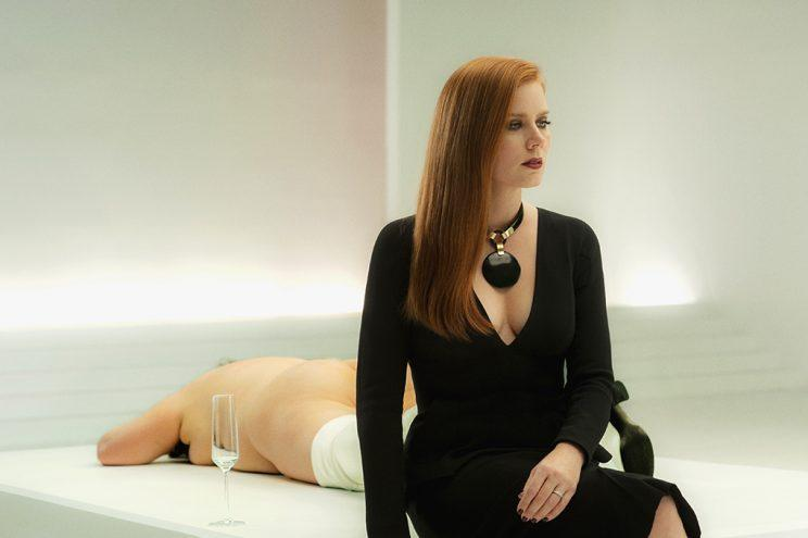 Academy Award nominee Amy Adams stars as Susan Morrow in writer/director Tom Ford's romantic thriller NOCTURNAL ANIMALS, a Focus Features release. Credit: Merrick Morton/Focus Features