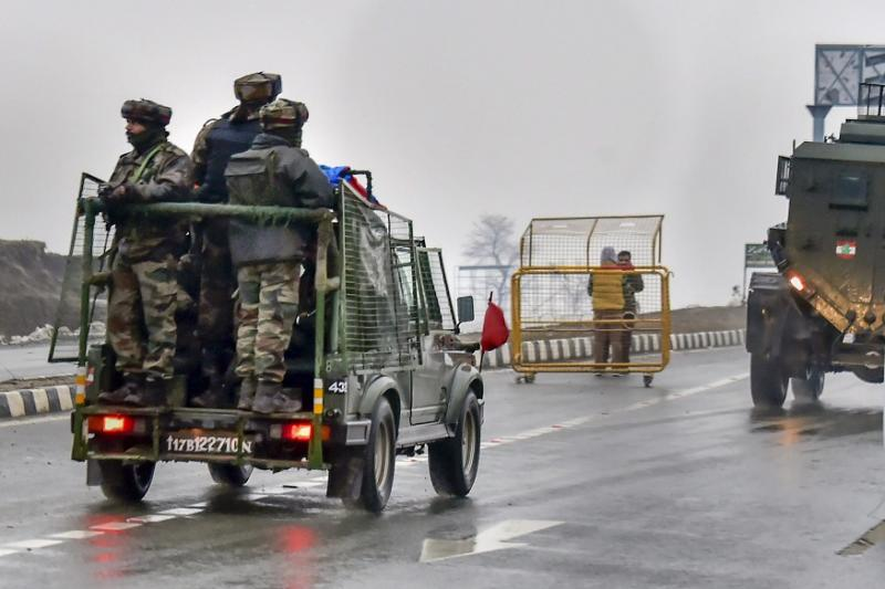 J&K on High Alert After Pakistan Shares Intel With India, US on Possible Terror Attack: Report