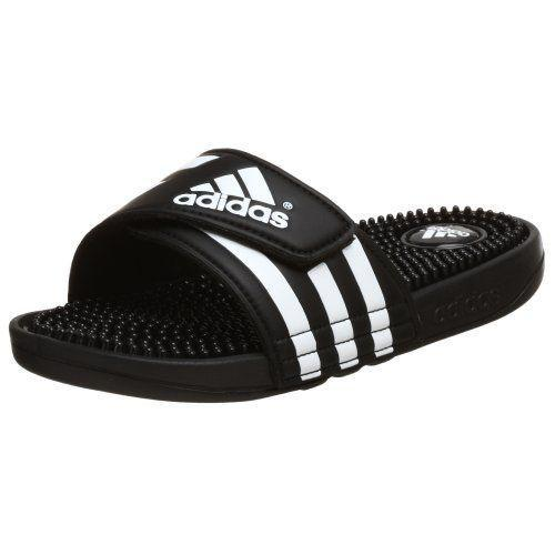 """<p><strong>Adidas</strong></p><p>amazon.com</p><p><strong>$27.62</strong></p><p><a href=""""http://www.amazon.com/dp/B000R4COAI/?tag=syn-yahoo-20&ascsubtag=%5Bartid%7C10055.g.27332121%5Bsrc%7Cyahoo-us"""" rel=""""nofollow noopener"""" target=""""_blank"""" data-ylk=""""slk:Shop Now"""" class=""""link rapid-noclick-resp"""">Shop Now</a></p><p>There's not much you can do about the communal shower situation in a dorm. It's best to invest in a good pair of waterproof sandals to wear in and out of the bathroom. The classic Adidas shower sandals are also available <a href=""""https://www.amazon.com/adidas-Adilette-Shower-Sandal-Scarlet/dp/B071HTK46F?tag=syn-yahoo-20&ascsubtag=%5Bartid%7C10055.g.27332121%5Bsrc%7Cyahoo-us"""" rel=""""nofollow noopener"""" target=""""_blank"""" data-ylk=""""slk:in men's sizes"""" class=""""link rapid-noclick-resp"""">in men's sizes</a> and in a range of colors. You could also go with the very budget-friendly <a href=""""https://www.amazon.com/dp/B00CX9AJGQ?tag=syn-yahoo-20&ascsubtag=%5Bartid%7C10055.g.27332121%5Bsrc%7Cyahoo-us"""" rel=""""nofollow noopener"""" target=""""_blank"""" data-ylk=""""slk:Vertico shower-ready flip-flop"""" class=""""link rapid-noclick-resp"""">Vertico shower-ready flip-flop</a> (currently just $13).</p>"""
