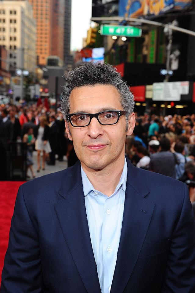 """<a href=""""http://movies.yahoo.com/movie/contributor/1800021684"""">John Turturro</a> at the New York City premiere of <a href=""""http://movies.yahoo.com/movie/1810159115/info"""">Transformers: Dark of the Moon</a> on June 28, 2011."""