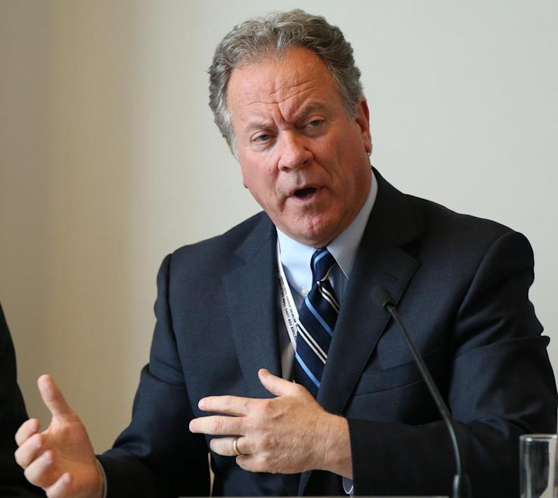 David Beasley, executive director of the World Food Programme