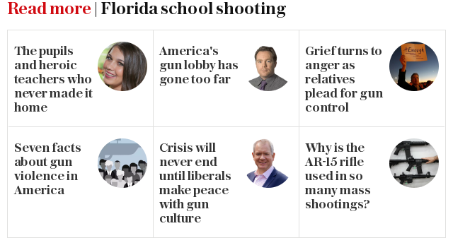 Read more | Florida school shooting