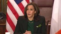 'We stand with you': Harris to Asian Americans after Atlanta attacks