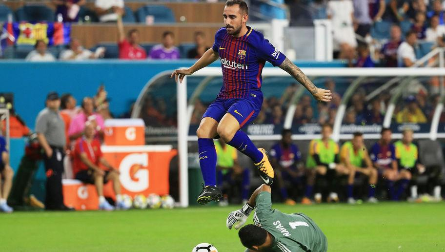 <p>Another player that has had misfortune with injuries is Aleix Vidal. The ex-Sevilla wing-back dislocated his ankle in February and missed the rest of the season. He only made five appearances in the league last year, but scored two goals and made two assists from right-back.</p> <br /><p>The signing of Benfica's Nelson Semedo may limit Vidal's chances further, and a move to the Premier League would give him a platform to shine.</p> <br /><p><strong>Potential Destination: Tottenham Hotspur</strong></p>