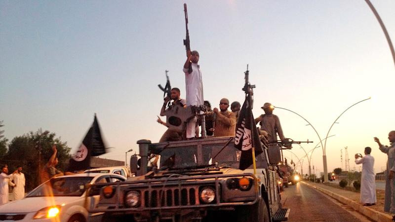 ISIS Defeated in Its 'Capital' Raqqa, 100 Fighters Still Remain