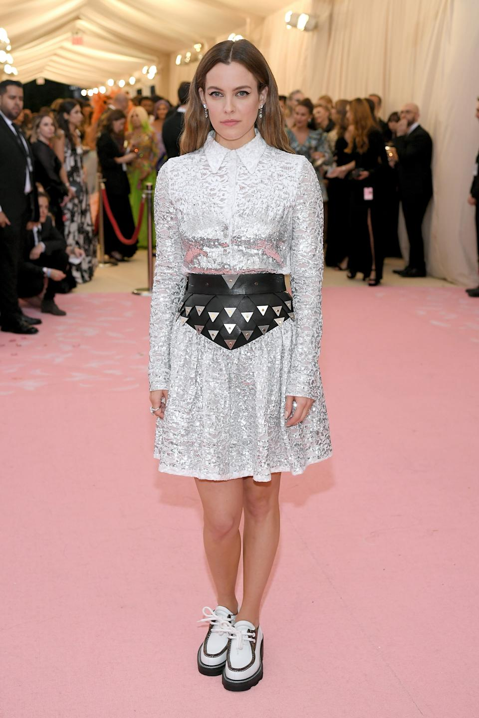 """<h1 class=""""title"""">Riley Keough in Louis Vuitton</h1><cite class=""""credit"""">Photo: Getty Images</cite>"""