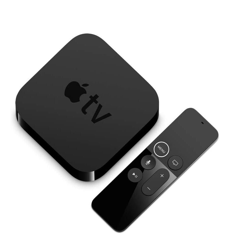 "As any binge watcher can attest, Apple TV is the gift that keeps on giving. Cut down delivery time by ordering on Amazon with a Prime account. $179, Amazon. <a href=""https://www.amazon.com/dp/B075NCMLYL/ref=cm_gf_aFD_iaab_d_p0_qd0_zzQzGBFw9b2cl0FxoZoI"" rel=""nofollow noopener"" target=""_blank"" data-ylk=""slk:Get it now!"" class=""link rapid-noclick-resp"">Get it now!</a>"