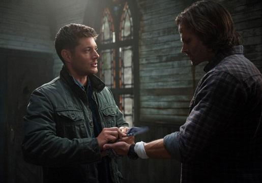 The CW Developing Supernatural Spin-Off