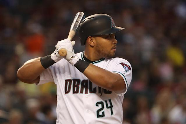 Diamondbacks place Yasmany Tomas on outright waivers. Arizona signed him to a six-year, $68.5 million deal in 2015. (AP)