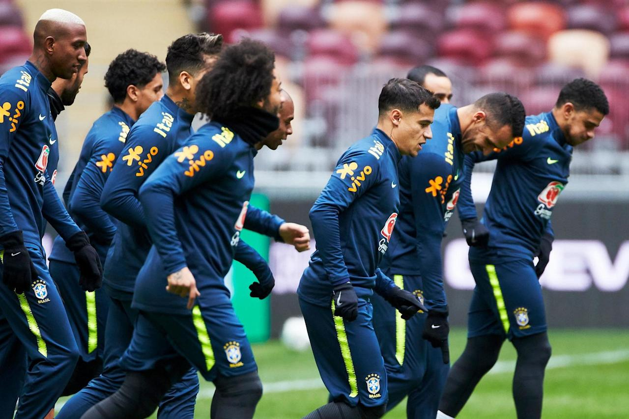 Russia vs Brazil: Prediction, betting odds and tips, squads, how to watch on TV and online live streaming for international friendly ahead of World Cup 2018