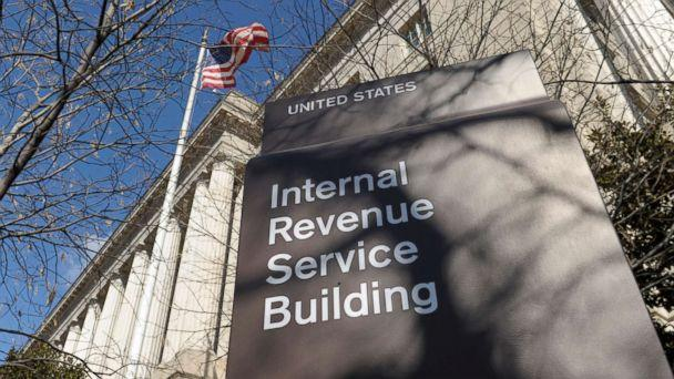 PHOTO: The exterior of the Internal Revenue Service building in Washington. (Susan Walsh/AP, FILE)