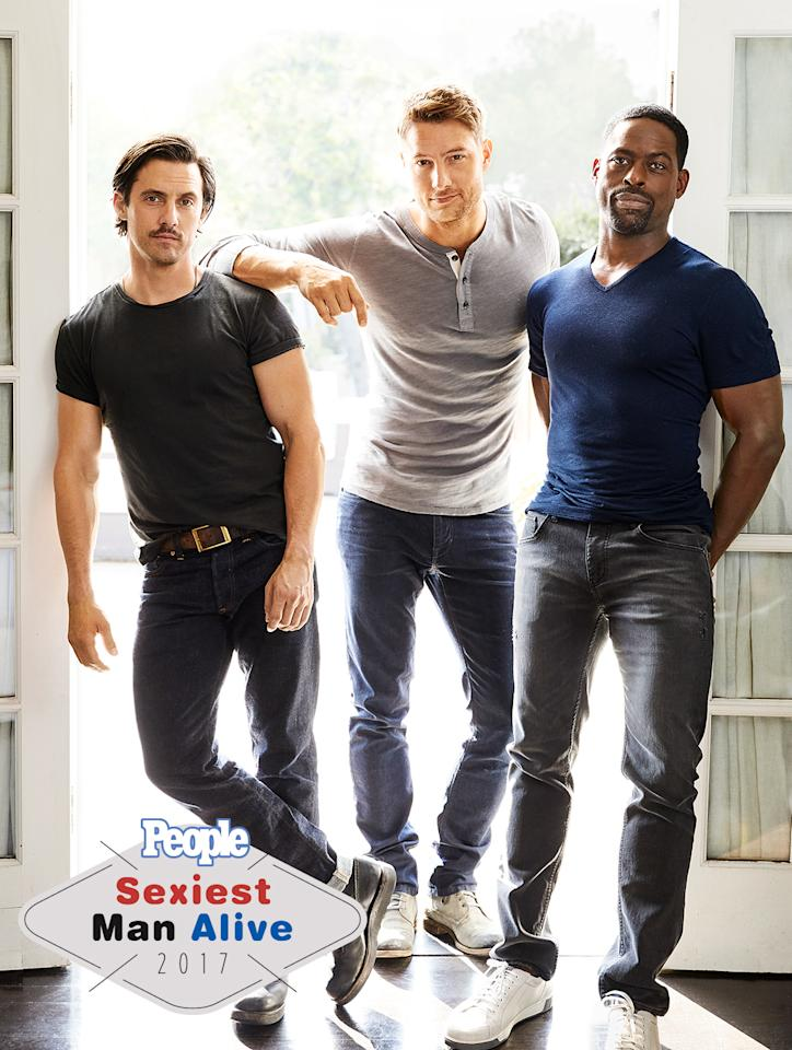 """<p><a rel=""""nofollow"""">The Sexiest Cast</a>  """"Justin and Sterling are great men,"""" says Ventimiglia. """"We're all invested in the same goal: impacting people on an emotional level.""""</p>"""