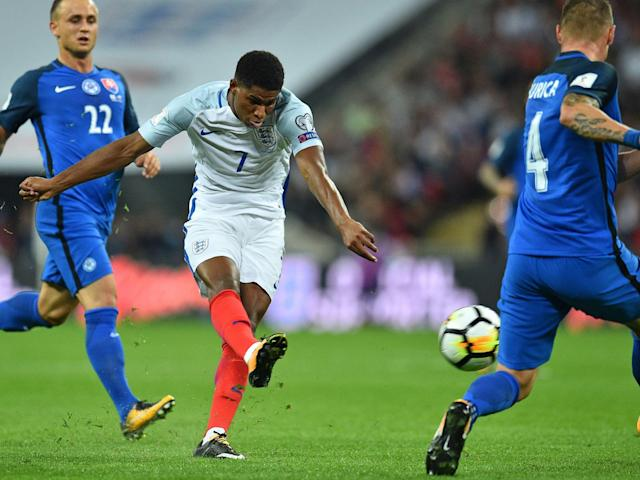 England vs Slovakia: Five things we learned as Marcus Rashford seals narrow World Cup 2018 win