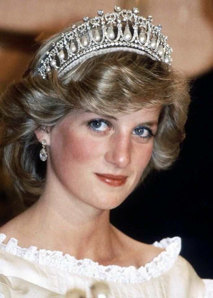 """<p>It's one of the most recognizable tiaras for modern royal watchers. Most closely associated with Princess Diana, it began its life in 1913 when Queen Mary asked Garrard &amp; Co. to make a copy of a tiara owned by her grandmother. After Queen Mary's death, it passed down to Queen Elizabeth, who gave it as <a href=""""https://www.popsugar.com/fashion/Princess-Diana-Jewelry-42499563"""" class=""""ga-track"""" data-ga-category=""""Related"""" data-ga-label=""""http://www.popsugar.com/fashion/Princess-Diana-Jewelry-42499563"""" data-ga-action=""""In-Line Links"""">a wedding gift to Princess Diana</a>. </p> <p>It returned to the royal collection following Diana's death, and it's most recently been seen <a href=""""https://www.popsugar.com/fashion/Kate-Middleton-Wearing-Princess-Diana-Tiara-October-2018-45413579"""" class=""""ga-track"""" data-ga-category=""""Related"""" data-ga-label=""""http://www.popsugar.com/fashion/Kate-Middleton-Wearing-Princess-Diana-Tiara-October-2018-45413579"""" data-ga-action=""""In-Line Links"""">being worn by her daughter-in-law</a>, the Duchess of Cambridge. The exact value has never been confirmed, but estimates are typically in the $1 million to $2 million range.</p>"""