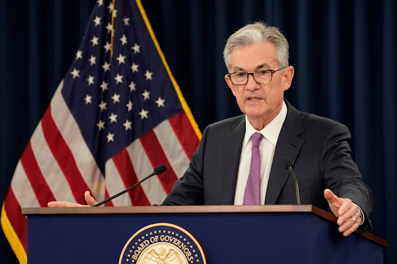 US Federal Reserve Cuts Key Interest Rate a Quarter Point, Citing 'Uncertainties'