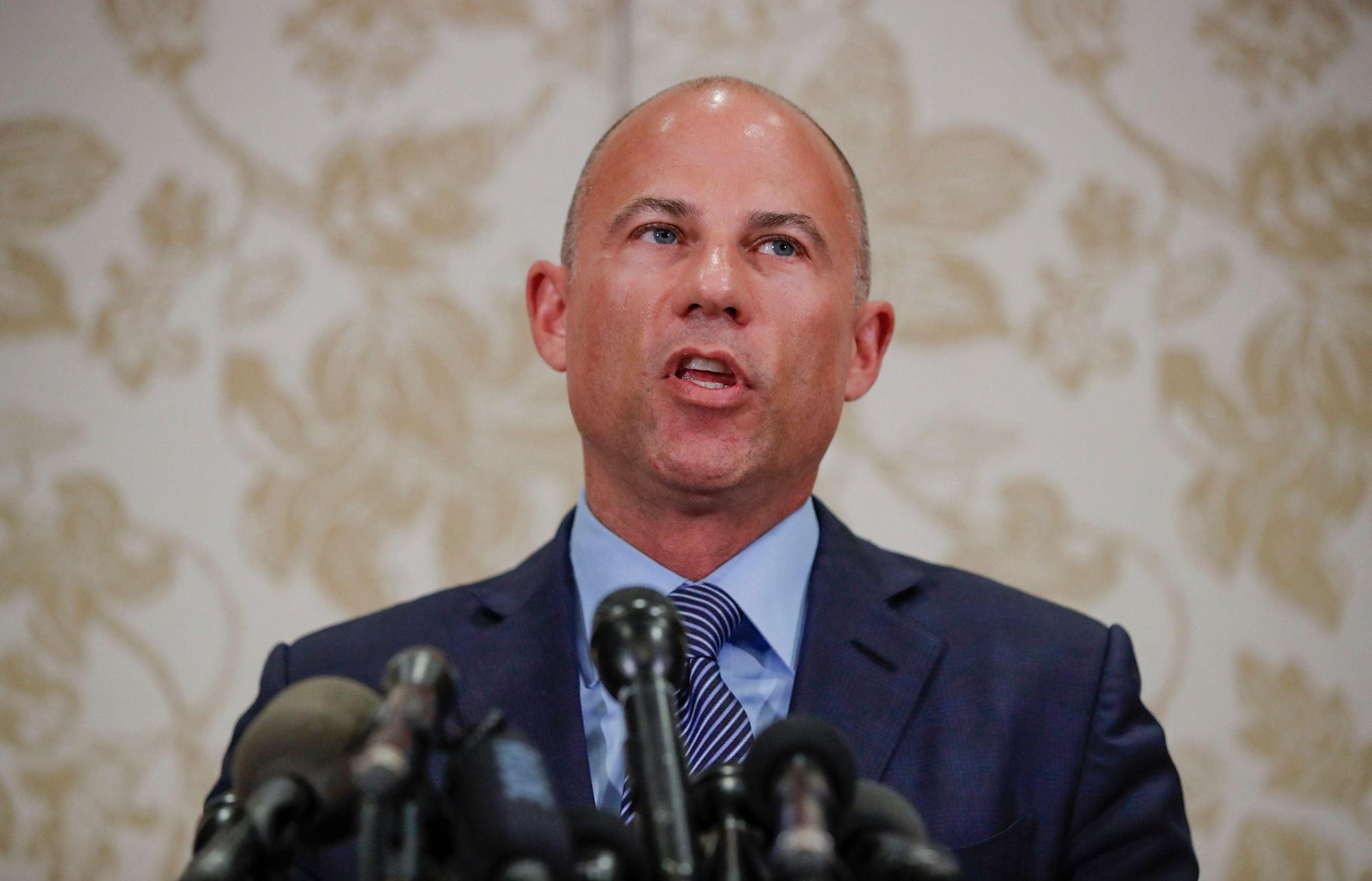 Michael Avenatti: Stormy Daniels' former lawyer and Trump foe jailed for trying to extort millions from Nike