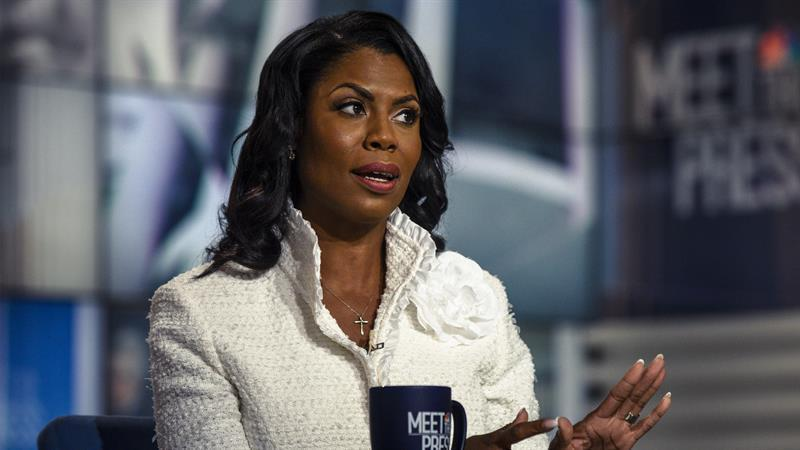 Omarosa Manigault Newman may be banned from appearing on CNN.