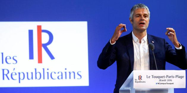 Laurent Wauquiez s'insurge contre