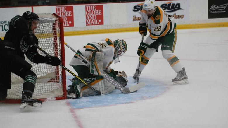 St. FX., Alberta both advance to national hockey championship with overtime wins