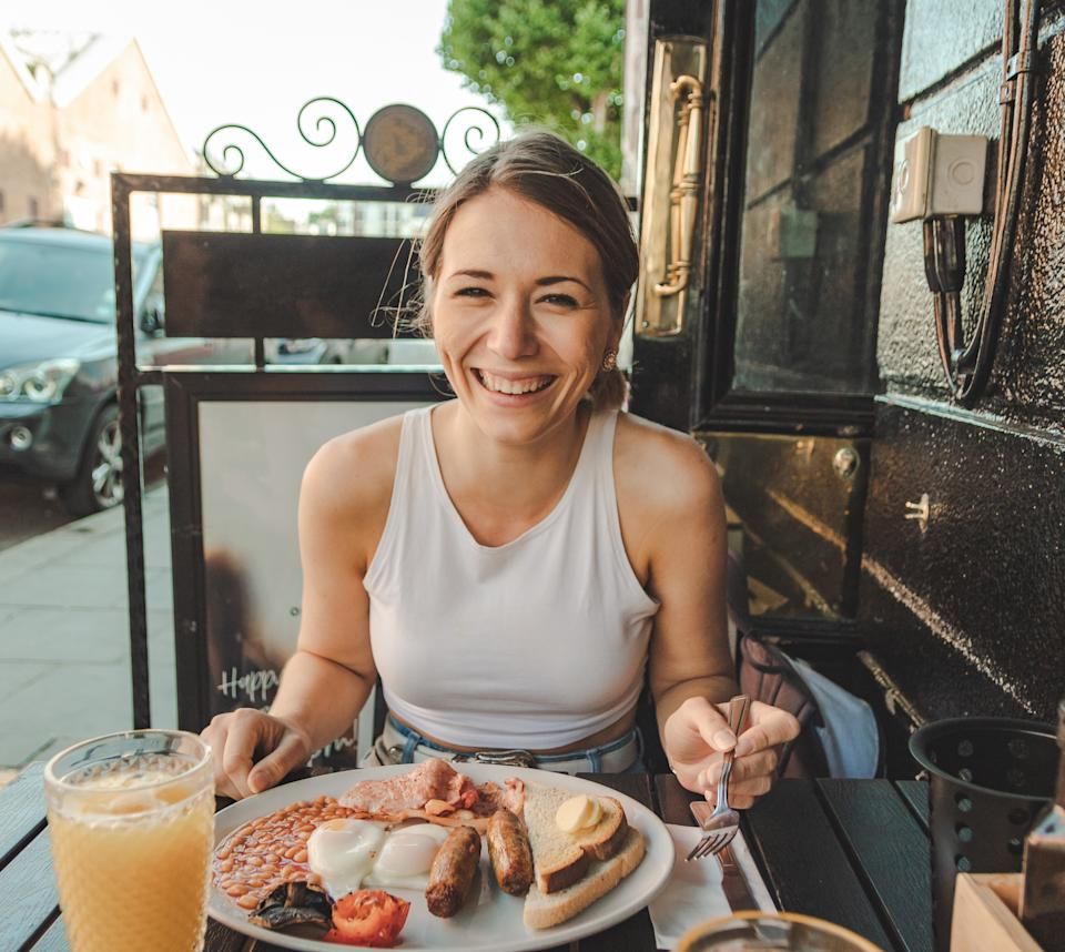 Millennials are turning away from fry ups. (Getty Images)