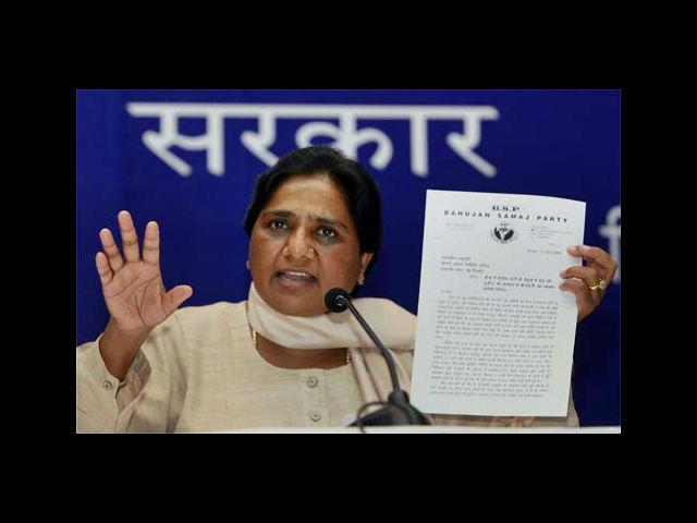 <b>7. Mayawati: <br>Why?</b><br> Because we want to know the woman behind the shrewd political façade. <br><b>What to ask her? </b><br>How do you sleep at night? (And with whom?)