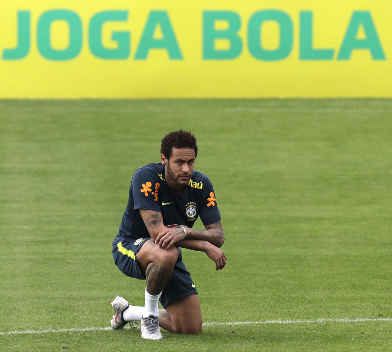 Copa America: Brazil drops Neymar, announces new captain