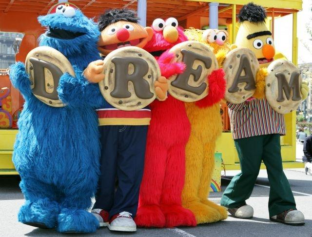 At 50, Sesame Street still going strong -- and big honor awaits