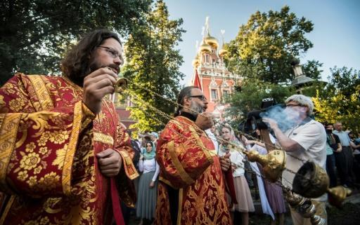 Russia's 'Orthodox Taliban' sows fear over racy tsar biopic