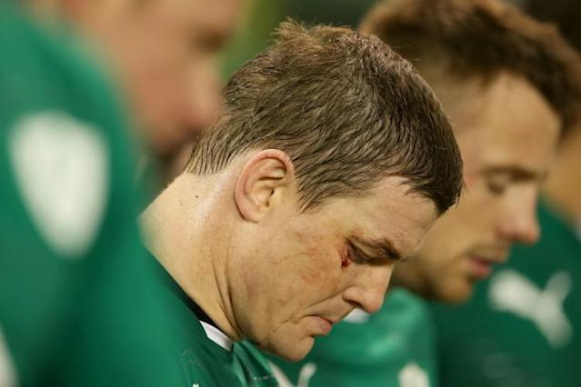 Ireland's lack of mental focus at the root of Wallaby routing