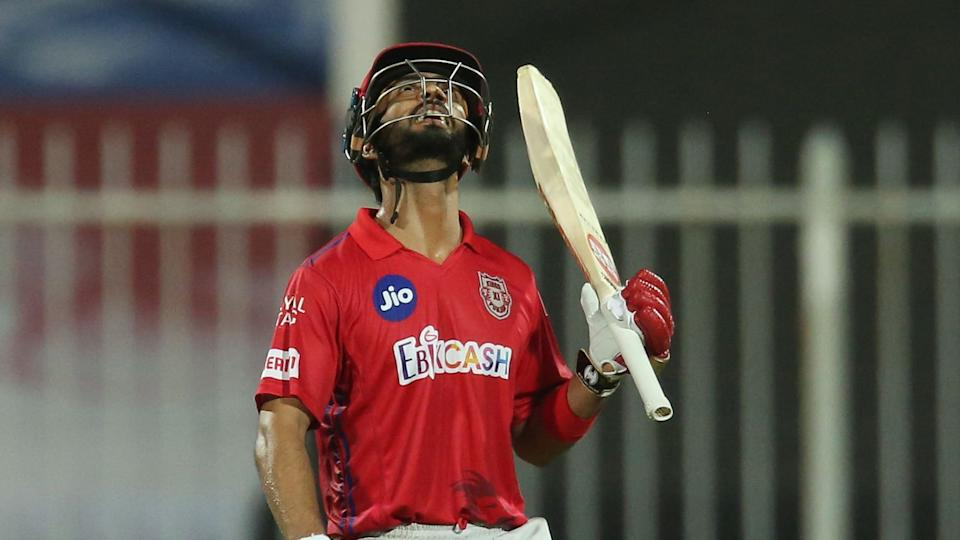 Mandeep Singh lost his father before KXIP's last match. He scored a 66 on Monday night to help his team beat KKR. He remained not out.