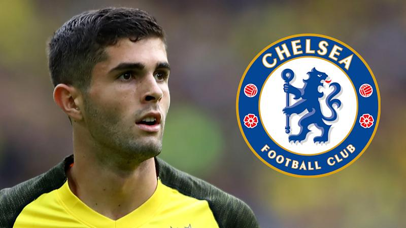 Chelsea new boy Pulisic refuses Liverpool questions