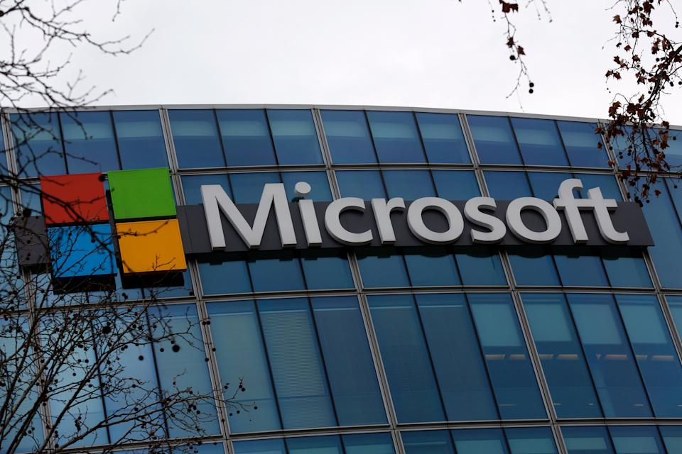 Earns Microsoft (Copyright 2021 The Associated Press. All rights reserved)