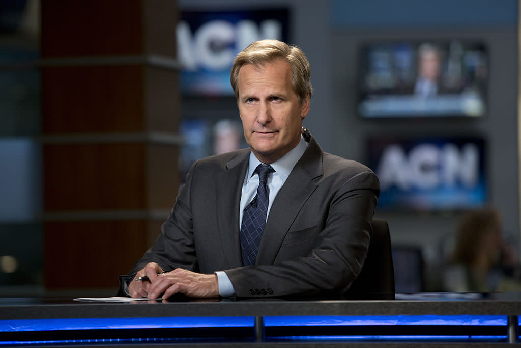 (season 2, episode 1): Jeff Daniels. photo: Melissa Moseley