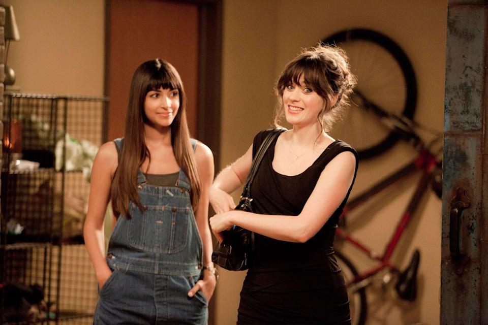 """<p>After a brutal breakup, Jess, a fun-loving young woman, moves into an apartment with three single men. From parties and dating to hardships and growing up, the storyline of <strong>New Girl</strong> is heartwarming, funny, and a definite must-watch.</p> <p>Watch <a href=""""https://www.netflix.com/title/70196145"""" class=""""link rapid-noclick-resp"""" rel=""""nofollow noopener"""" target=""""_blank"""" data-ylk=""""slk:New Girl""""><strong>New Girl</strong></a> on Netflix now.</p>"""